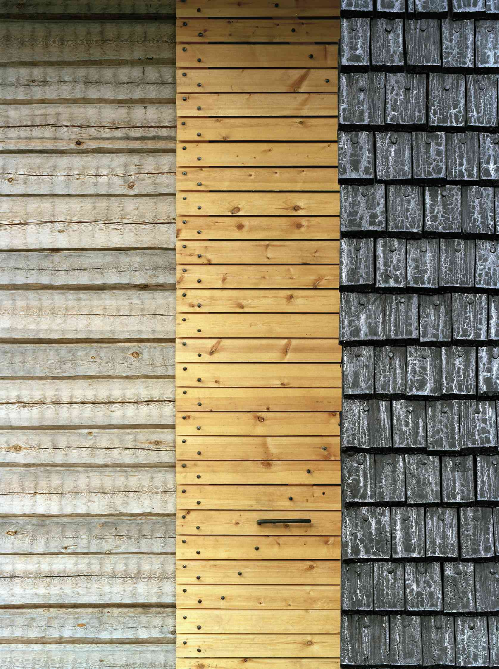 shingle sense Shingled definition, a thin piece of wood, slate, metal, asbestos, or the like, usually oblong, laid in overlapping rows to cover the roofs and walls of buildings.